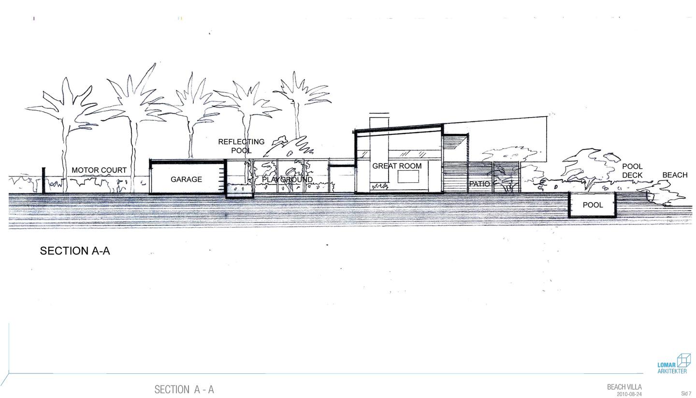 Beach-House-Section